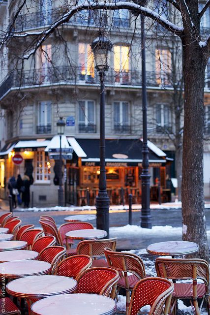 Paris in Winter | Photo: Flickr