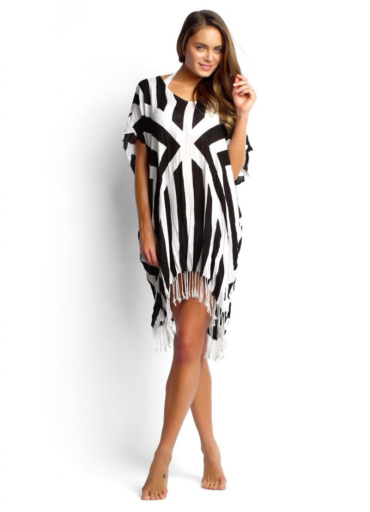 SeaFolly Kaftan Cover-up