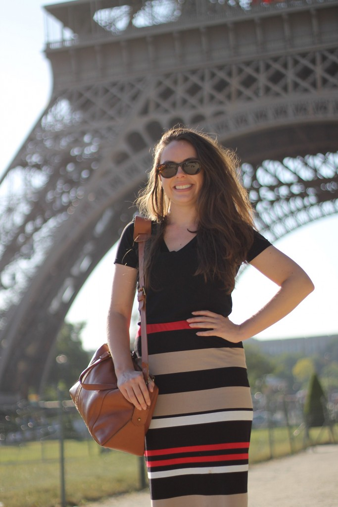 What to Wear in Paris - Stripes!