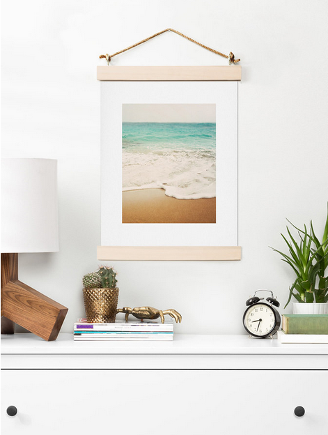 DIY Beach Crafts Using Vacation Photos | DENY Designs
